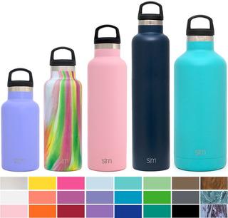 Simple Modern Botellas De Agua Ascenso Simple