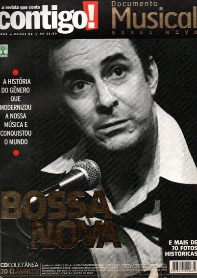 Revista Contigo! Documento Musical Bossa Nova 2004