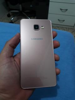 Galaxy A7 2016 Com Display Quebrado