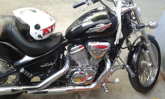 Shadow 600cc - Honda Preta - 16.000,00