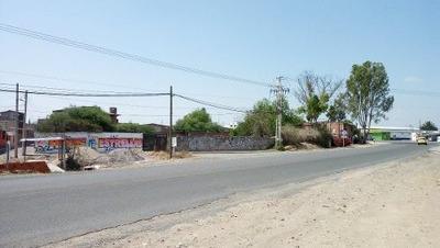 (crm-4464-4826) Terreno Comercial En Renta En San Juan Del Rio Queretaro