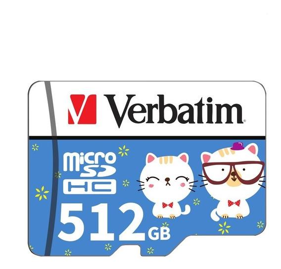 Tarjeta de Memoria Micro SDHC de 16 GB con Adaptado Verbatim 44082 Clase 10