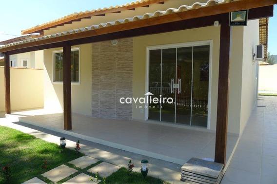 Casa Residencial À Venda, Flamengo, Maricá - Ca1238. - Ca1238