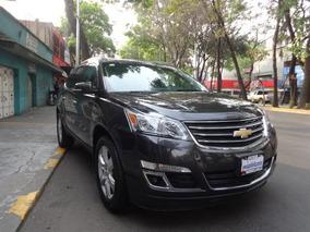 Chevrolet Traverse 5p Lt,ta,climatronic,piel,qc,dvd,gps,ra20