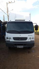 Caminhão Mercedes, Accelo 915, Diesel , Ano 2004