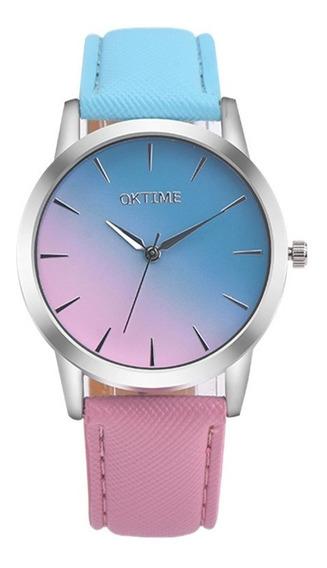 Reloj Dama Lolipop Vintage Moda 2020 Varios Colores