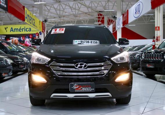 Hyundai Santa Fe 3.3 V6 Aceitamos Troca E Financiamos