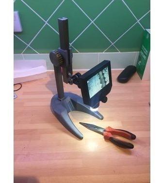 Base Para Microscópio Digital G600 Portátil