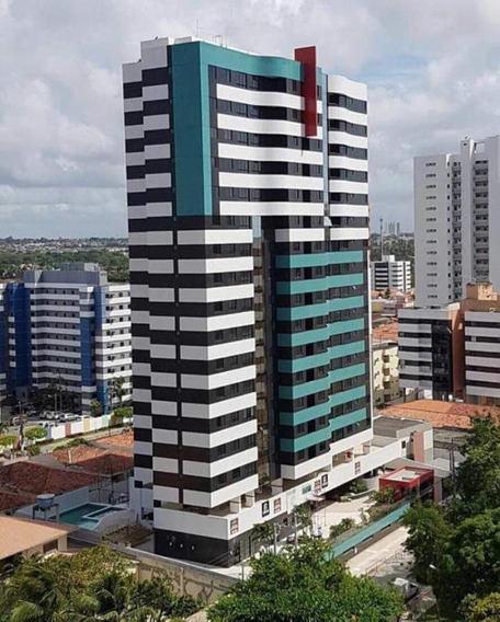 Apartamento Em Gruta De Lourdes, Maceió/al De 92m² 3 Quartos À Venda Por R$ 468.958,56 - Ap424159