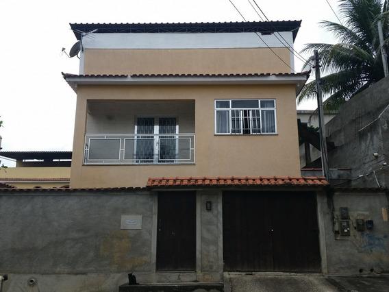 Casa Para Venda No Vila Três Em São Gonçalo - Rj - 1568