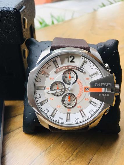 Relógio Diesel Dz 4328 Original Acompanha Caixa É Manual