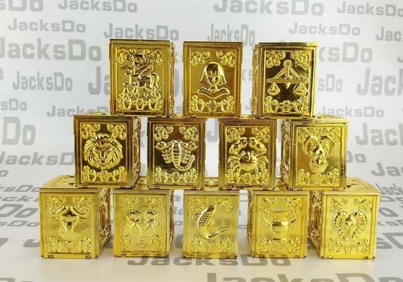 Stl Cajas De Pandora Caballeros Del Zodiaco