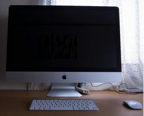 iMac I7 3.4ghz Quadcore 12gb Ssd+1tb Hd