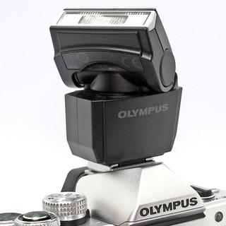 Flash Olympus Fl-lm3 Ttl Ultra Compacto Olympus Micro 4/3