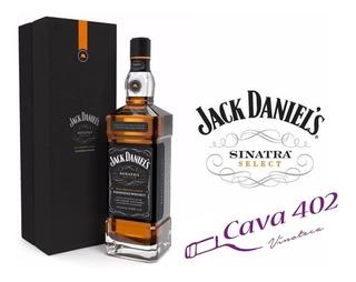 Whisky Jack Daniels Frank Sinatra Con Estuche - Villa Martel
