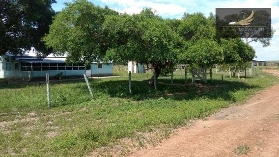 Fazenda Rural À Venda, Zona Rural, Bonito. - Fa0005