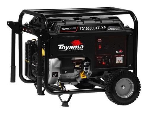 Gerador Toyama Tg10000cxe3-xp 380v 11 Kva Trifásico