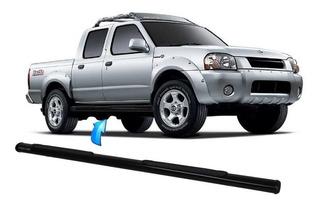 Estribo Tubular Oblongo Preto Nissan Frontier 2003 A 2007