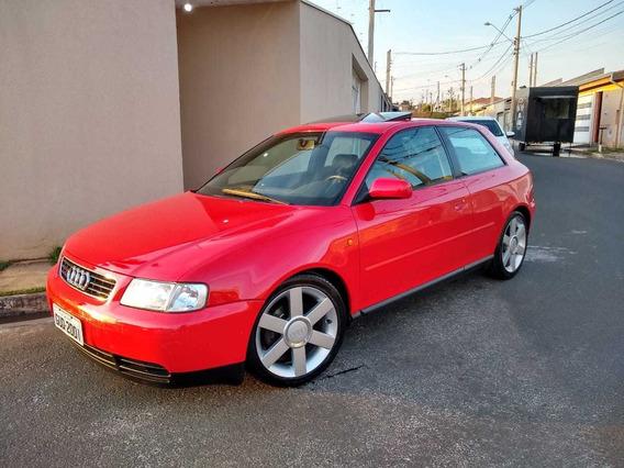 Audi A3 1.8 Aspirado Ano 1997 2 Portas C/ Teto Solar.