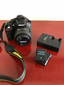 Nikon D5300 + Lente Nikon 35 Mm
