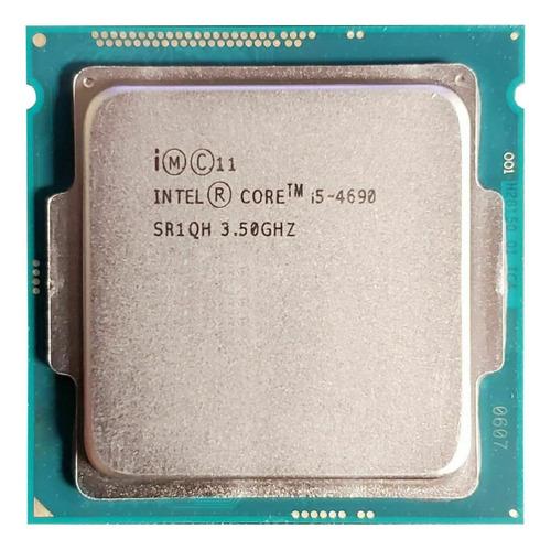 Processador Gamer Intel Core I5-4690 Bxc80646i54690 De 4 Núc