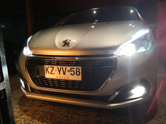 Peugeot 208 Allure 1.2 Cc Automatica
