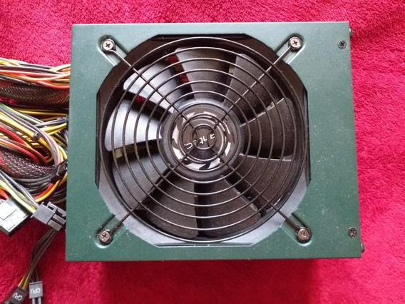 Fonte Antec 750w 80plus Bronze Pfc Ativo Uma Das Melhores
