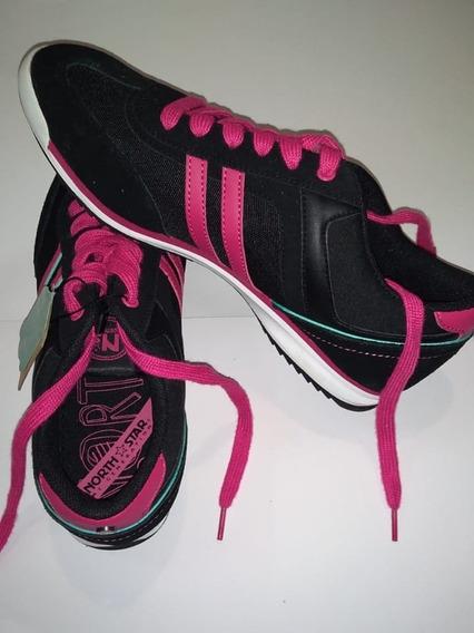 Zapatillas North Star Mujer Deportiva