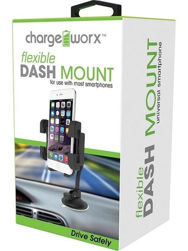 Base Para Tablero De Vehiculo Flexible - Charge Worx