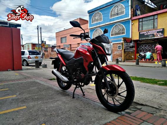 Honda Cb 125f Mod 2019, Excelente Estado *biker Shop*!!!!!!
