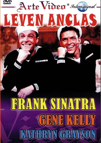 Leven Anclas - Frank Sinatra, Gene Kelly, Kathryn Grayson