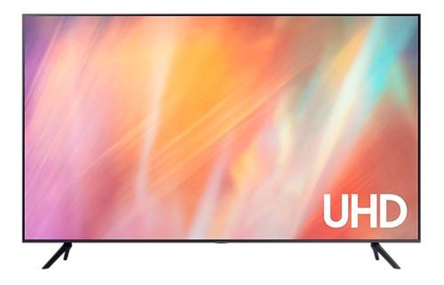 Imagen 1 de 6 de Televisor Samsung 55 Crystal Uhd 4k Smart Tv Un55au7000kxzl