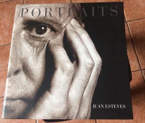 Livro Portraits - Juan Esteves - 55 Portraits - Retratos