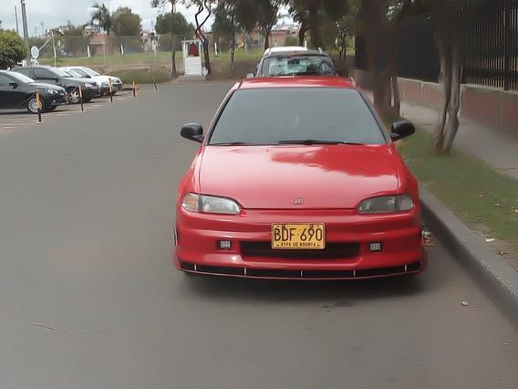 Venpermuto Hermoso Honda Civic Tuning, Mecánico, Excelente