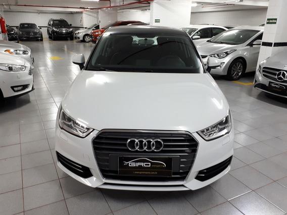 Audi A1 Sportback Attraction 2018 Branca 25 Mil Km