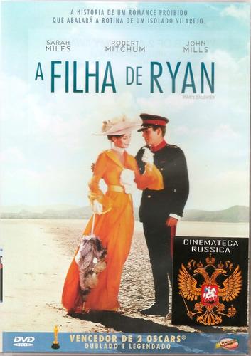 Dvd A Filha De Ryan, Robert Mitchum, Sarah Miles   1970 +