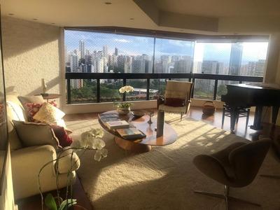Apartamento Em Morumbi, São Paulo/sp De 211m² 4 Quartos À Venda Por R$ 1.200.000,00 - Ap232022