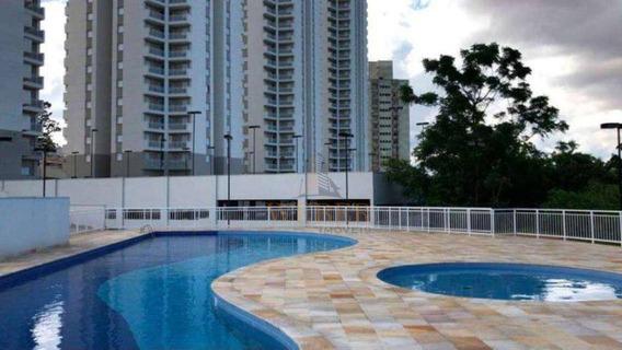 Apartamento Com 2 Dormitórios À Venda, 51 M² Por R$ 269.000 - Jardim Monte Alegre - Taboão Da Serra/sp - Ap0988