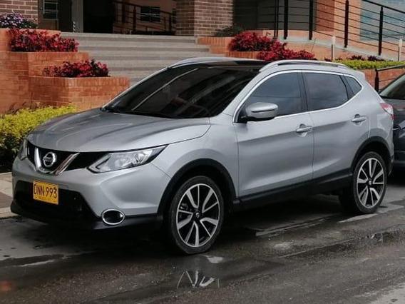 Nissan Qashqai Exclusive 4x4 2017
