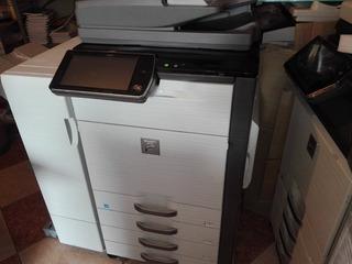 Copiadora Sharp Mx5141 Impresora Escaner Wifi