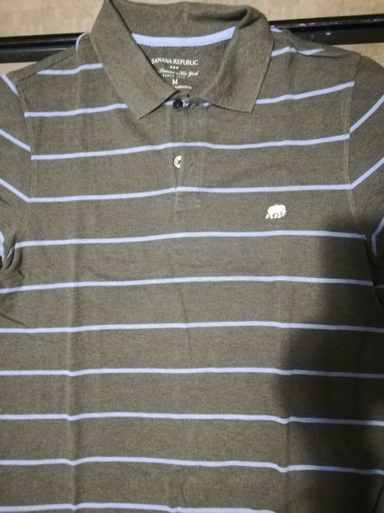 Polo Banana Republic Talla M 100% Original