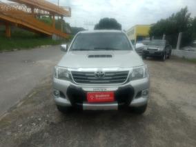 Toyota Hilux 3.0 Srv Top Cab. Dupla 4x4 Aut. 4p 163hp 2012