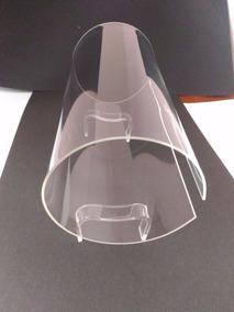 Expositor Para Tiaras Transparente Cristal Comprimento 30cm