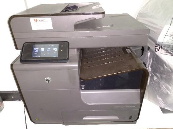 Impressora Hp Officejet X476dw Com Erro No Sistema De Tinta