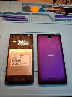 Sony Xperia C C2304 (leia A Descrição)