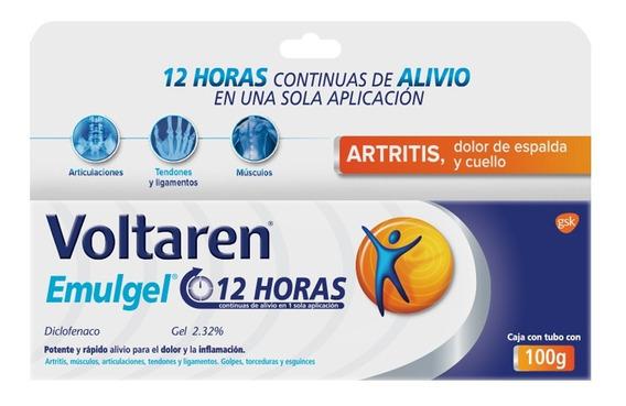 Gel Voltaren Emulgel 12 Horas 100g Diclofenaco 2.32%