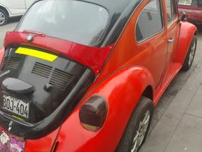 Volkswagen Escarabajo Esacrabajo 1982