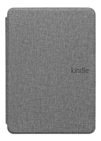 Capa Novo Kindle 10ª Geração 2019 C Ilum/ Cinza / + Brindes