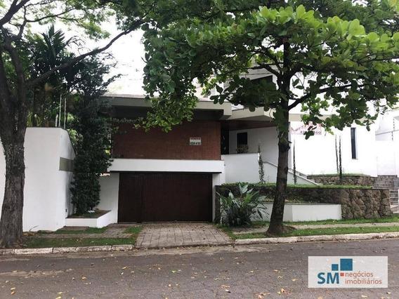 Casa Residencial À Venda, Jardim São Caetano, São Caetano Do Sul. - Ca0136