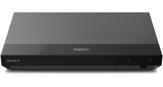 Sony 4k Ultra Hd Smart Blu-ray Dvd Player With Built-in Wifi
